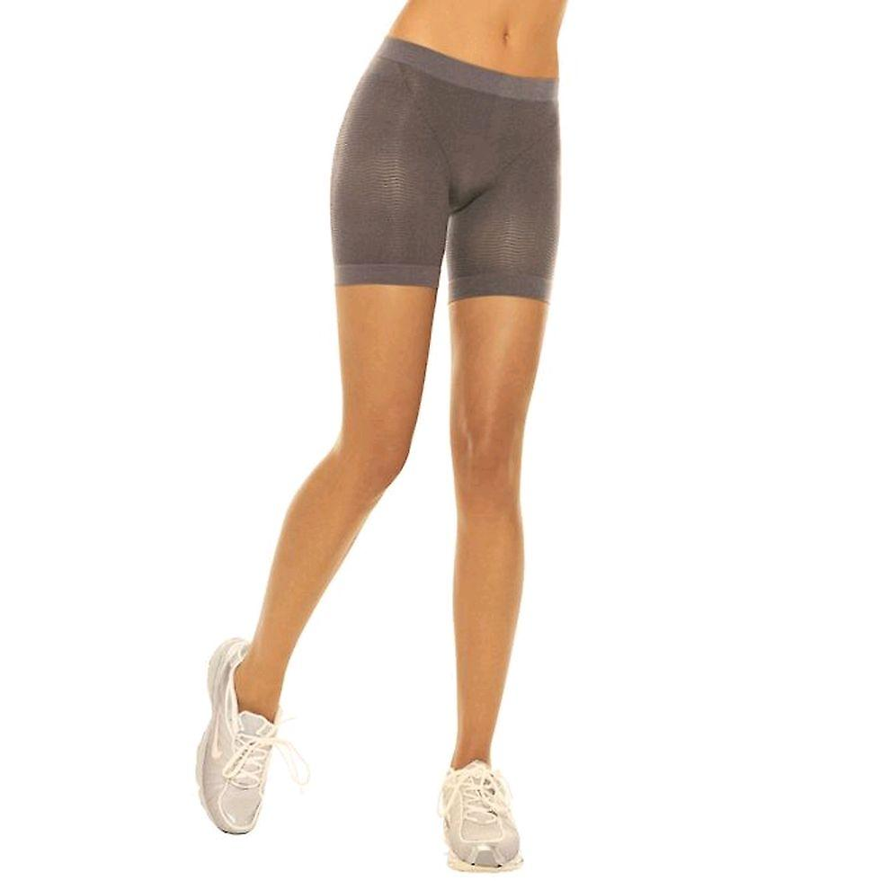 Solidea Silver Wave Fresh Ladies Compression Shorts [Style 356A5] Sabbia (lichtbeige) S
