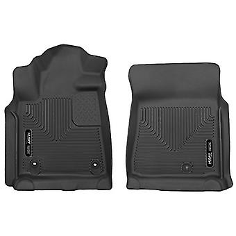 Husky Liners Front Floor Liners passer 12-18 Tundra CrewMax/dobbeltmoral Cab