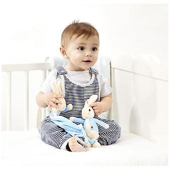 Rainbow Designs Peter Rabbit Rattle and Comfort Blanket Gift Set