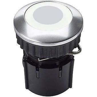 Grothe 63222 Bell button backlit 1x Stainless steel 24 V/1,5 A