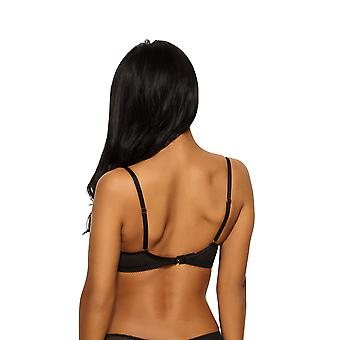 Gossard 14601 Frauen Geo-Chic schwarz bestickt gepolsterten Bügel Plunge-BH
