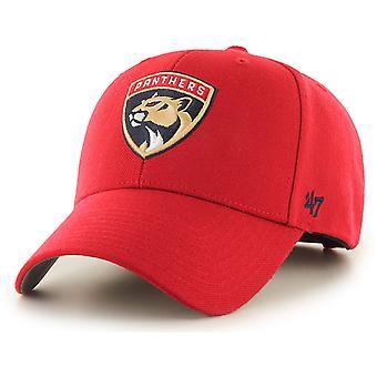 47 fire Adjustable Cap - MVP Florida Panthers Red