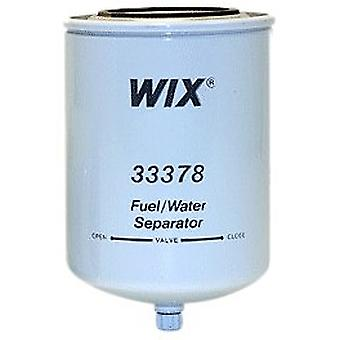 WIX Filters - 33378 Heavy Duty Spin On Fuel Water Separator, Pack of 1