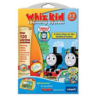 VTech Whiz Kid: Thomas & gli amici: una giornata intensa per l'isola di Sodor