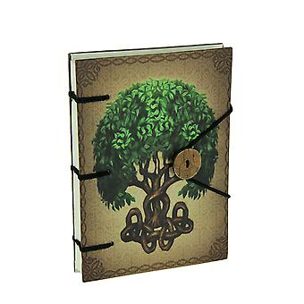 Brigid Ashwood Tree of Life Hard Cover Journal