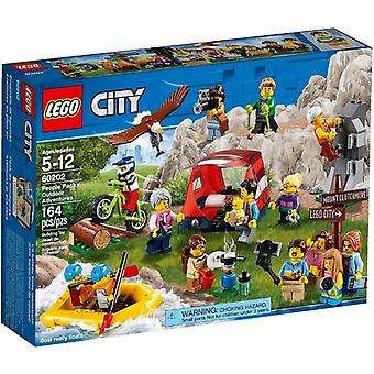 LEGO 60202 Persons package-Outdoor adventures
