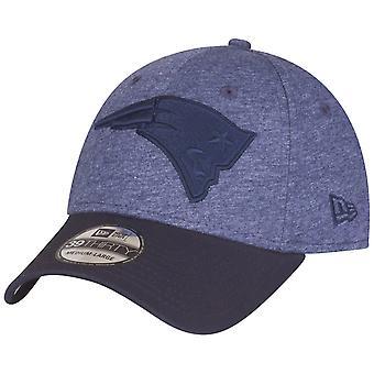 New era 39Thirty Cap - New England Patriots JERSEY navy