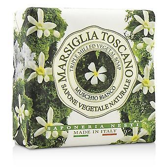 Nesti Dante Marsiglia Toscano Triple sleben vegetabilsk sæbe - Muschio Bianco - 200g/7 ounce