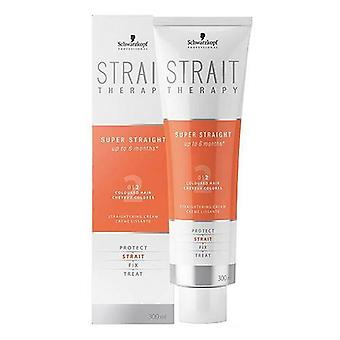 Schwarzkopf Strait Therapy Straight Cream (2) 300ml