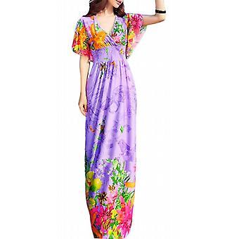 Waooh - Beach Dress Floral Fari