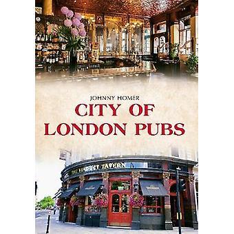 Londons pubber af Johnny Homer - 9781445656113 bog
