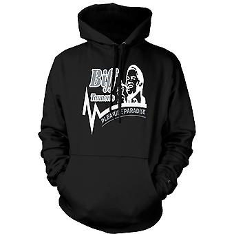 Mens Hoodie - Back To The Future - Biff Tannen