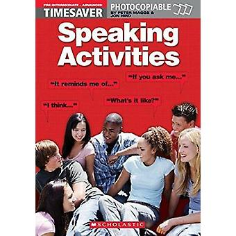 Speaking Activities - Pre-intermediate - Advanced by Pete Maggs - John