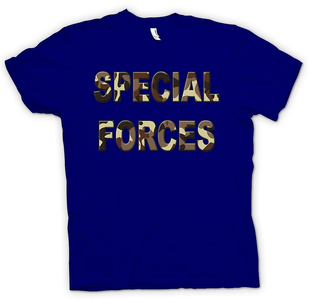 Herr T-shirt-Special Forces Elite