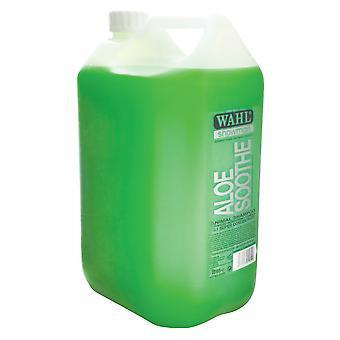 Wahl aloesu łagodzi szampon 5L