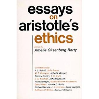 Essays on Aristotle's  -Ethics - by Amelie Oksenberg Rorty - 9780520040