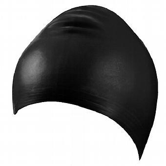 BECO Latex Adults Swimming Cap- Black