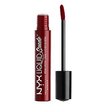 NYX Prof. make-up vloeistof Suede Cream Lipstick-Cherry Skies