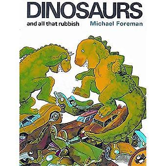 الديناصورات وكل ما القمامة (بوفين الكتب)