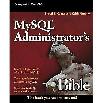 MySQL Administrator Biblii (Biblia (Wiley))