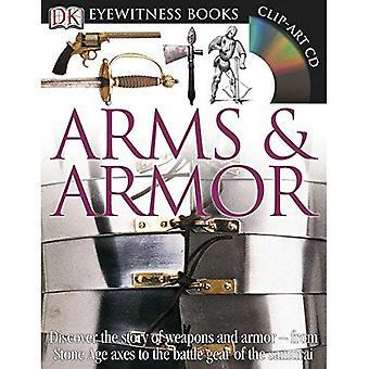 Braccia & armatura [con grafici e CDROM] (DK Eyewitness libri)