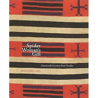 Spider Woman's Gift: Nineteenth-Century Dine Textiles