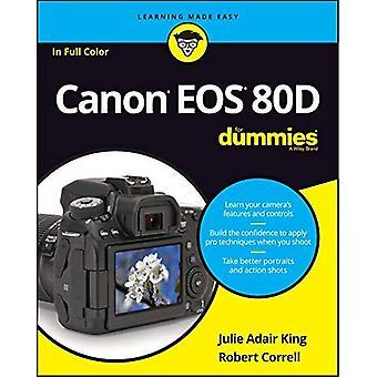 Canon EOS D 80 para Dummies (For Dummies (Lifestyle))