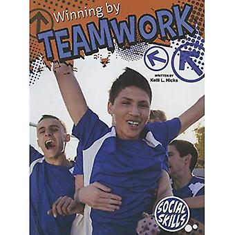 Ganar por el trabajo en equipo (habilidades sociales, grados 3-5)