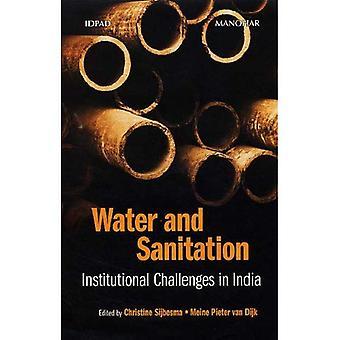 Eau et assainissement: défis institutionnels en Inde