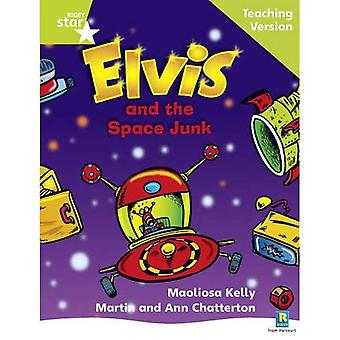 Elvis and the Space Junk: Guided Reading Green level