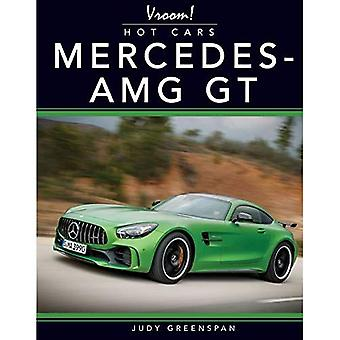Mercedes-Amg GT (Vroom! Voitures Hot)
