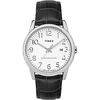 Automatic Analog Timex Unisex Adult with a leather strap TW2R64900