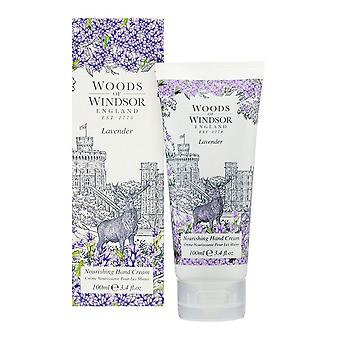 Woods of Windsor Hand Cream 100ml - Lavender
