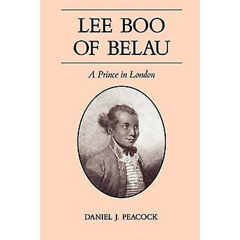 Lee Boo de Belau un Prince à Londres par Peacock & Daniel