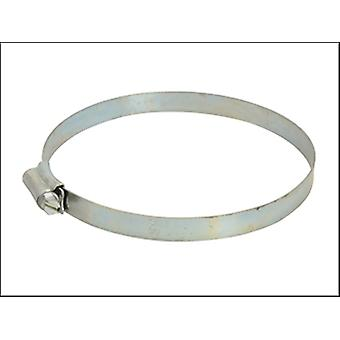 Faithfull 5 Hose Clip - Zinc MSZP 90 - 120mm