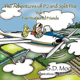 The Adventures of PJ and Split Pea Vol. I by Moore & S.D.