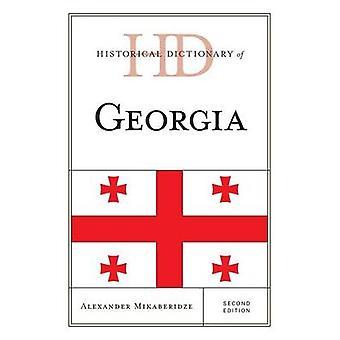 Diccionario histórico de Georgia por Mikaberidze y Alexander