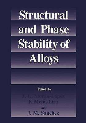 Structural and Phase Stability of Alloys by MoranLopez & J. L.