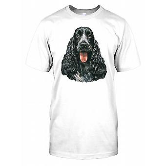 Englisch Cocker Spaniel - Gun Dog Kinder T Shirt