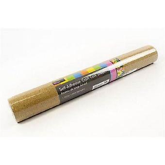 Self-Adhesive Cork Mat - 100cm X 45cm