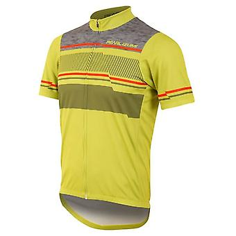 Pearl Izumi Drift Citron Select LTD Short Sleeved Cycling Jersey
