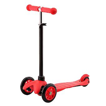 Sports Active Tri-Scooter Rood