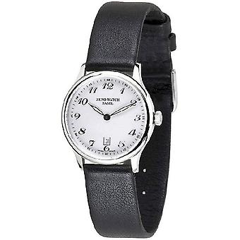Zeno-watch ladies watch flat quartz 6494Q-e3