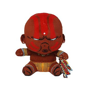 Street Fighter Dhalsim Sitting Pose Plush