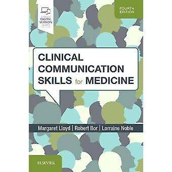 Clinical Communication Skills for Medicine by Margaret Lloyd - 978070