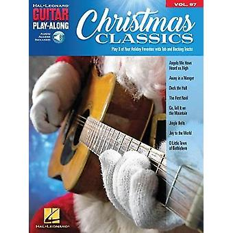 Christmas Classics (Book/Audio) by Hal Leonard Corporation - 97814950