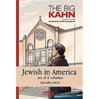 Jewish In America - A Set of Graphic Novels by Neil Kleid by Jake Alle