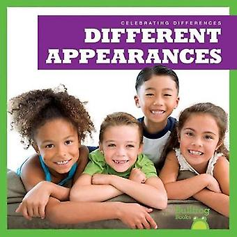 Different Appearances by Rebecca Pettiford - 9781620317211 Book