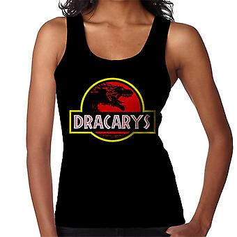 Dracarys Dragon Jurassic Park Game Of Thrones Women's Vest