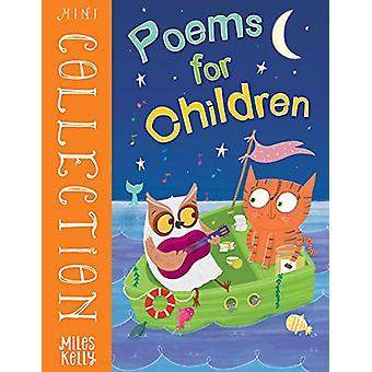 Mini collection-poèmes pour les enfants par Miles Kelly-9781786172990 Bo